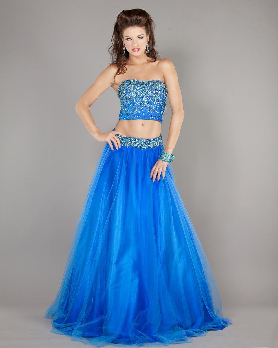 Hot Dark Blue Dresses Prom - Plus Size Masquerade Dresses