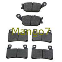 Wholesale New Motorcycle Front amp Rear Brake Pads for Honda CBR600RR Guaranteed