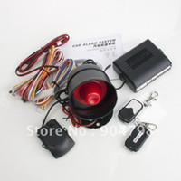 Wholesale Car alarm security system Way Car Alarm Protection System with Remote Control auto