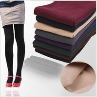 Women bamboo pantyhose - Hot Pantyhose Leggings Thicker Monolayer Bamboo Charcoal Autumn Pantyhose Bottoming Socks piece