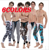 Wholesale Men s Modal Low Rise Casuals stamp leggings Sweat Pants Training Baggy Jogging Long Trousers