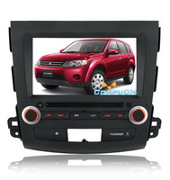 mitsubishi tv - Mitsubishi Outlander Audio And Video System DVD GPS Navi RDS Radio Bluetooth TV iPod USB SD G Ste