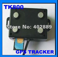 Wholesale TK800 Car GPS Tracker GSM with Magnet Pin Pin