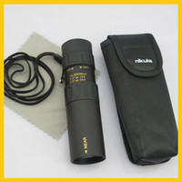 Wholesale Tracking New High Quality Nikula Mini x25 Zoom Optical Monocular Telescopes FDJ00