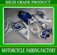 Wholesale Lucky strike for suzuki GSXR600 GSX R K6 GSX R600 GSXR750 fairings kit K6W