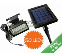 Wholesale Solar flood light solar power super bright LEDS CE approved