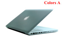 Wholesale Macbook pro quot fit factory Rubberized Anti Glare Case laptop case for Cover all model