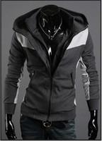 Wholesale Top quality Men s wear new style winter men hoodies sweatershirt leisure hoodies cardigan outwear