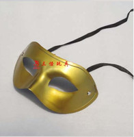 Wholesale 20PCSChristmas mask Venice mask masquerade party supplies plastic half face mask