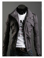 Wholesale NEW Assassin s Creed desmond miles Style cosplay Jacket