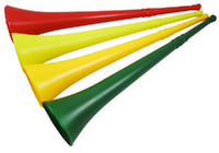 Wholesale vuvuzela horn Noisy Bugle South Africa World Cup VUVUZELA Devil horn