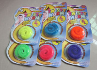 magic worm - 12pcs Funny toy Magic worm Twisty worm Wurli worm Magic wiggles colors Mixed styles