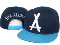 Wholesale 12pcs Kid Ink Tha Alumni snapbacks cap Tone alumni snapback hats fashion snap back hats