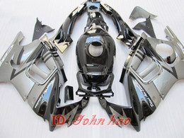 Black Silver for Honda CBR600F3 95-96 CBR 600F3 1995-1996 CBR600 600 F3 95 96 1995 1996 fairing kit