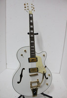 Wholesale Chinese Guitar White Falcon Custom Shop Jazz Guitar Best