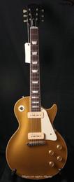 Wholesale custom shop top goldtop P90 PICKUPS electric guitar best Musical Instruments