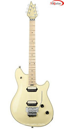 Edward Van Halen cream yellow Electric Guitar Special HT Chinese Electric Guitar