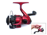 Spinning Christmas  Fishing Reel Trout Spinning 170g Red