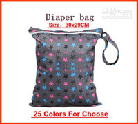 Wholesale 2012 Free Ship Babyland Baby Diaper Bags Nappy Bags Bottle Holder Mummy Handbag Carrier Storage Bags