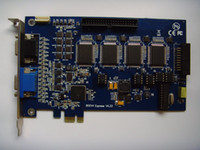 Wholesale PCI E DVR Card GV PCi express V8 fps ch GV Card Compatible with Geovision Supports Win Channels