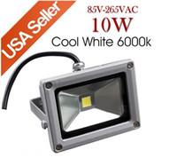 Wholesale 4X W V Cool White Outdoor Flood Light LED Floodlight Projection Light Waterproof LED Lights Billboard led light source