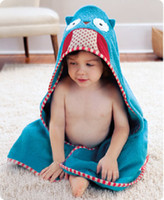 Wholesale 2013 Baby bath robe bath towel size five style optional mix
