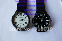 Wholesale Colours Fashion WOMAGE Watch big digital Black band quartz Silicone Men