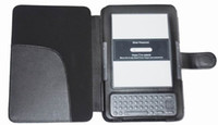 Wholesale PU Leather Case Cover Skin For eBook Reader Amazon Kindle
