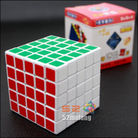 Wholesale x5x5 Rubik s Cube Magic cubes Educational Toys puzzle game good gifts for children