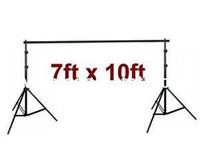 Wholesale 7ft x ft Muslin Portrait Background Support System