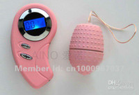 Wholesale Wireless Egg Vibrator Remote Rabbit Vibration Hands Free Design Bullet Vibrating S13 Rates Strong