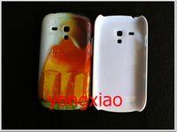 Wholesale Beer Case For Galaxy S3 mini i8190 UK US Flag Cassette Tape Hard Back Plastic Cover Skin mix order
