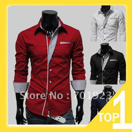 Wholesale Holiday Sale Drop shipping Men s Fashion Style short sleeve shirt US Size XS S M