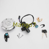 Wholesale New Ignition Switch Gas Cap Cover amp Key for HONDA CB400 CBR250