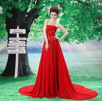 Wholesale New arrival Designer style sequins beaded sleeveless strapless black chiffon evening dresses
