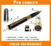 pen camera - Mini Pen Dvr Pen Camera Video Recorder HD support TF card