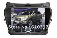 Wholesale 8 inch DIN CAR DVD PLAYER WITH GPS FOR HYUNDAI IX45 SANTA FE