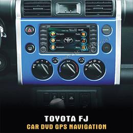 Wholesale Autoradio DVD GPS Navigation Headunit stéréo pour Toyota FJ Cruiser