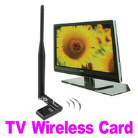Wholesale By EMS Mbps IEEE n WiFi High Definition TV USB Wireless Lan Card Adapte