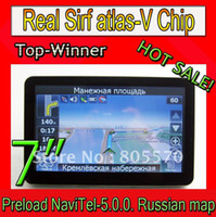 GPS Navigator atlas systems - INCH GPS NAVIGATION SYSTEM SDRAM MB Built in GB Sirf atlas V Dual Core MHZ CPU H