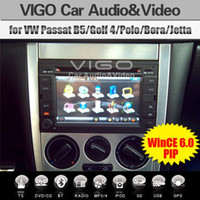 Wholesale VW Passat B5 Jetta Golf Bora Polo CITI GOLF Car DVD Player GPS Navigation Sy