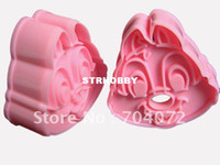Wholesale sests set chipmunk cutter card packing Cake decoration tools Pastry T