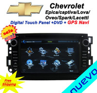 Wholesale Chevrolet DVD GPS Navigation for Captiva Epica Lova Spark Oveo DVD GPS