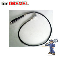 Wholesale Rotary Grinder Tool Flexible Flex Shaft Fits Dremel Foredom cm Freeshipping