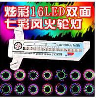 Wholesale 10pcs Bike Bicycle Car Motorcycle mode LED Flash Tire Valve Wheel Spoke Light X0004