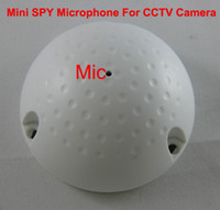 Wholesale Security Pickup Microphone For CCTV Camera DVR