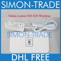 Wholesale QI marked Charger Charaging Pad Adapter for Nokia Lumia Wireless Charger Retail package