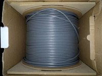 Wholesale Nexans AWG24 MHz Cat5e FTP Pair Copper Cable PVC Grey m RL