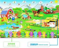 Farm em um Tablet laptop Mesa Y-pad miúdos crianças aprendizagem de máquina em 144pcs Laptop brinquedo educativo