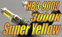 al por mayor xenón hid uno-9005 HB3 3000K Xenon HID Bombilla Amarillo Dorado Globo Alta Velocidad Baja ¡Garantía de un año !!